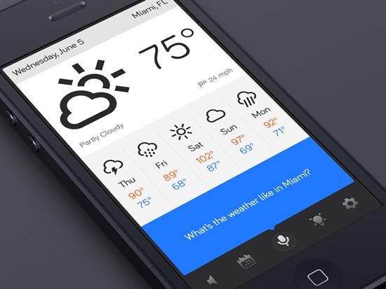 assistant-weather-app-creativedash