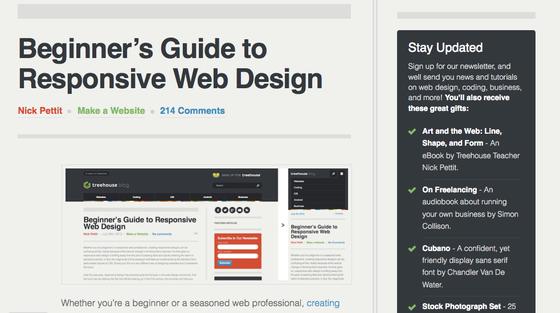 Beginner's Guide to Responsive Web Design