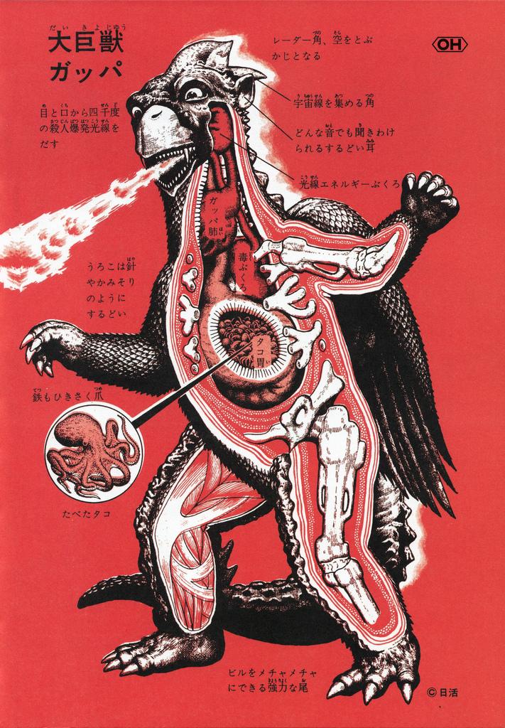 Анатомия монстров: Каппа